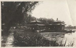 PEKIN. Winter Palace, fot. cz.-b., wykon. ok. 1930; stan sł.