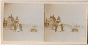 ŚWINOUJŚCIE. Swinemünde, fot. cz.-b; wykon. ok. 1901; stan sł.