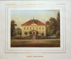 STYPUŁÓW. Stypułów (Mittel-Herwigsdorf), pow. nowosolski (dawniej kożuchowski