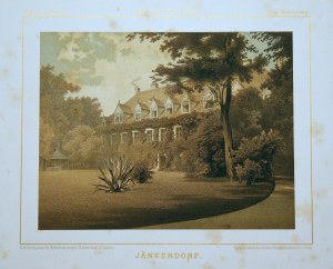 JÄNKENDORF. Jänkendorf, pow. Rothenburg – Jänkendorf / Provinz Schlesien