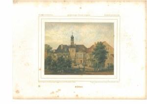 UHYST-MÖNAU. Uhyst-Mönau, pow. Hoyerswerda – Mönau / Provinz Schlesien