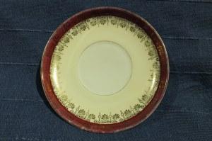 SPODEK. Spodek do filiżanki; st. bdb; średnica górna: ok. 140 mm