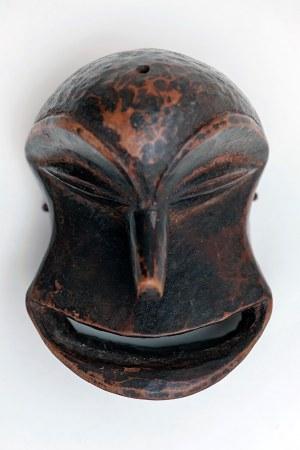 Maska mała, plemię HEMBA, Kongo, Afryka