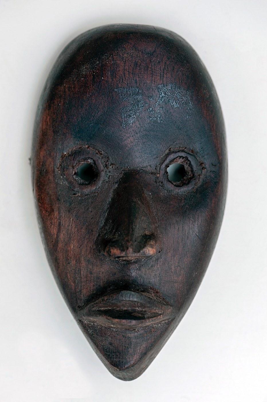Maska mała, DAN, Wybrzeże Kości Słoniowej, Afryka