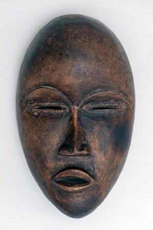 Maska duża, DAN, Wybrzeże Kości Słoniowej, Afryka
