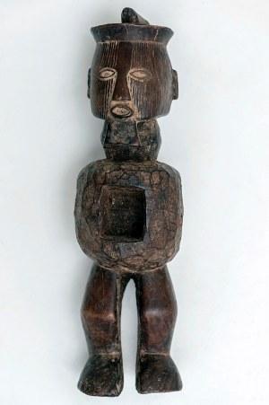 Figurka mężczyzny, plemię TEKE, Kongo, Afryka