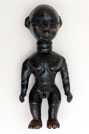 Figurka, plemię MANO, Liberia, Afryka