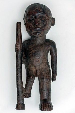 Figurka, plemię MAKONDE, Tanzania, Afryka