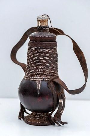 Pojemnik, plemię BORANA, Etiopia, Afryka
