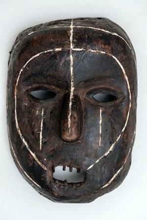 Maska, plemię ZIBA, Tanzania, Afryka, ok. poł. XX w.