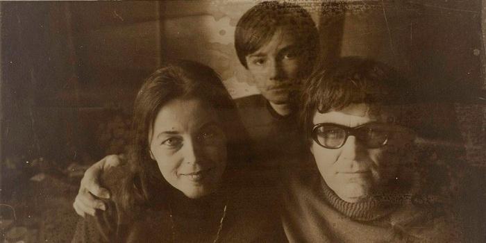 Nieznane zdjęcie rodziny Beksińskich | I Aukcja Fotografii w Art in House