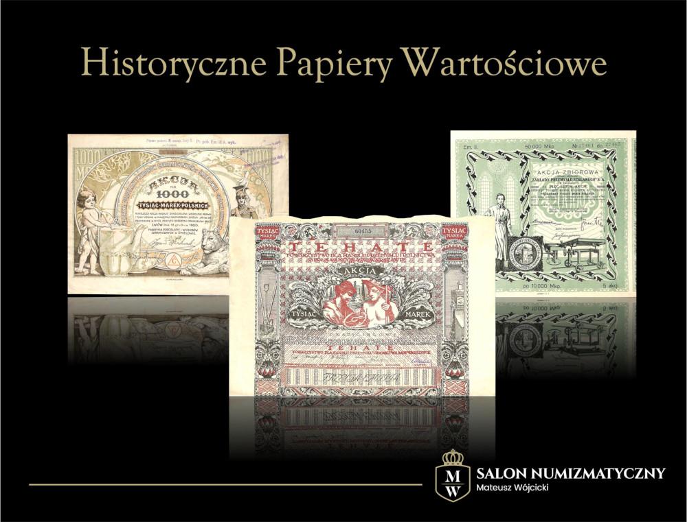 Historyczne papiery wartościowe
