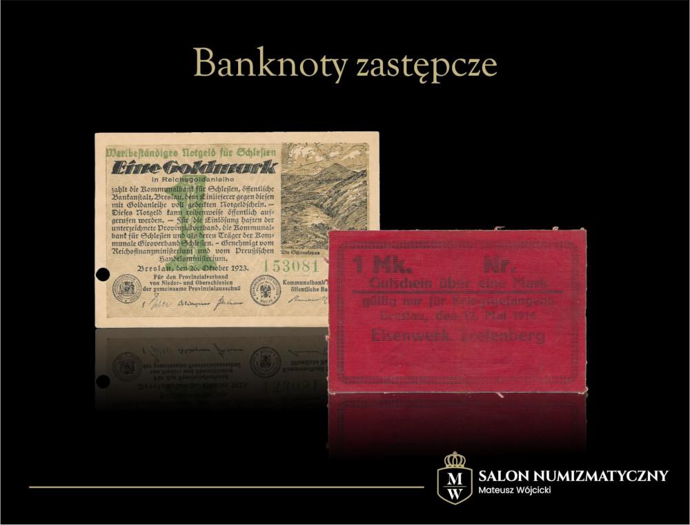 Banknoty zastępcze